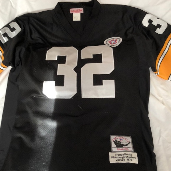 Pittsburgh Steelers Franco Harris Throwback Jersey